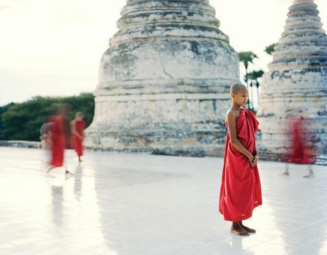 Экзотические фотографии путешествий от Фредерика Лангранжа