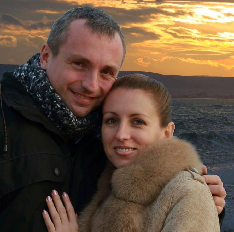 Александр и Наталья Радичи