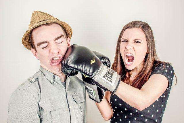 Что делать, если муж - слабый мужчина