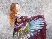 История успеха магазина платков и шарфов ручной работы