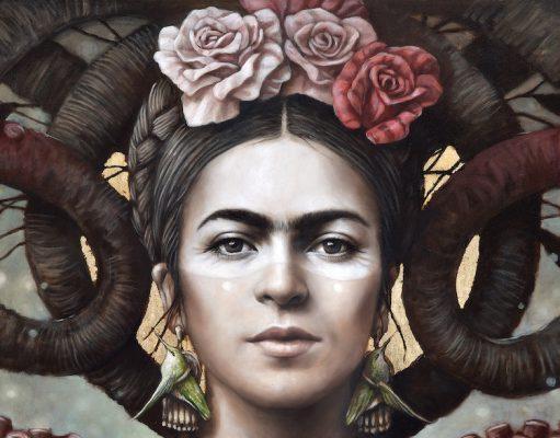 Сюрреалистические портреты художницы Софи Вилкинс (Sophie Wilkins)