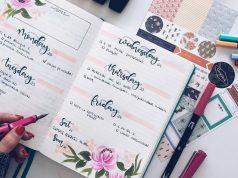 Bullet Journal – лучший способ планирования времени